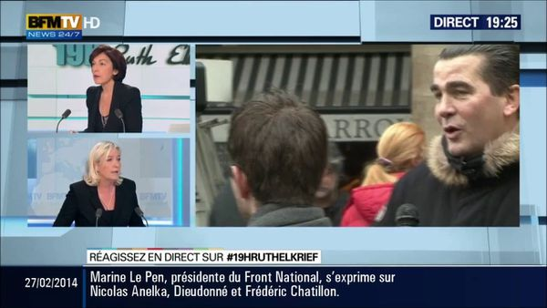 « PANAMA PIPEAU » : CHATILLON ET LES LE PEN CONTRE-ATTAQUENT