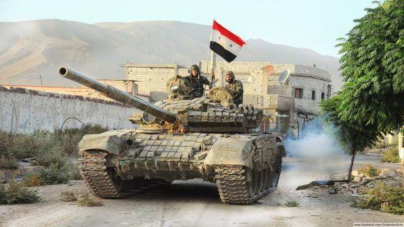 SYRIE : À ALEP COMME AILLEURS, LE CHOIX EST ENTRE ASSAD ET LA TYRANNIE OBSCURANTISTE
