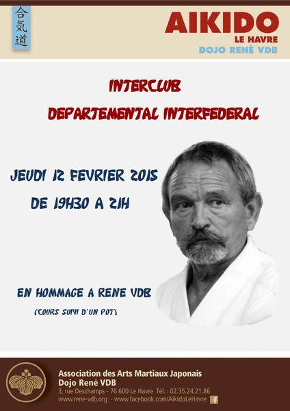 Interclub Jeudi 12 février