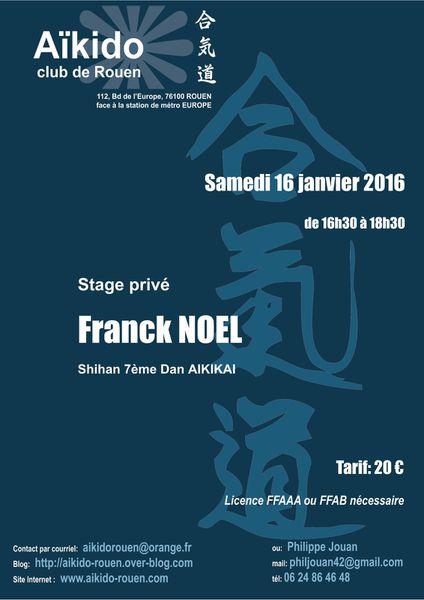 Franck Noel Shihan à Rouen