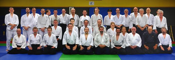 Photo Interclub à Fécamp