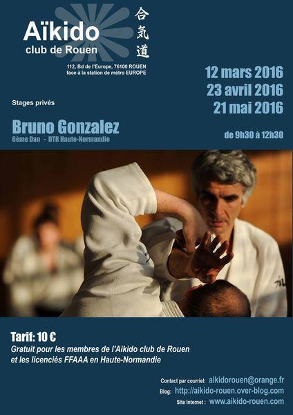 Rappel stage Bruno Gonzalez - Correctif dernière minute