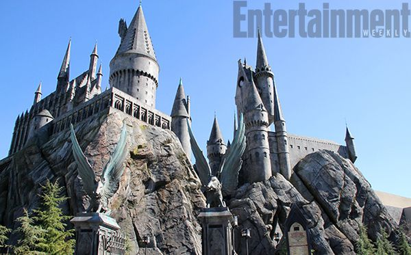 Harry Potter : de nouvelles photos du futur parc !