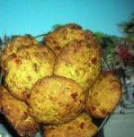 Cookies apéro tomates séchées pistaches
