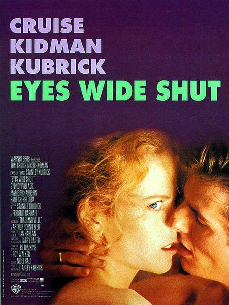 EYES WIDE SHUT de Stanley Kubrick, 16 ans après [critique]