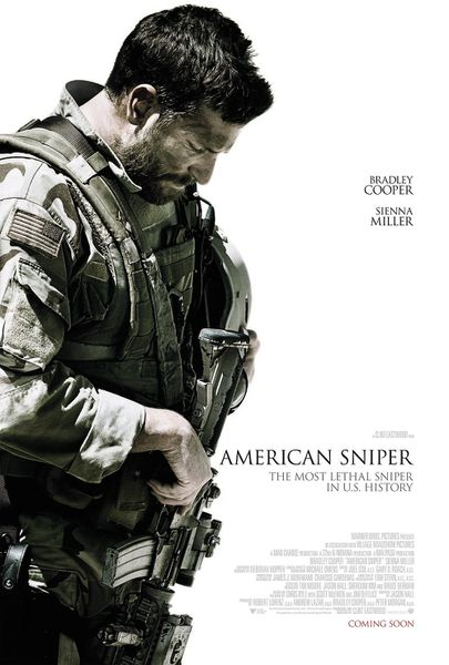 AMERICAN SNIPER de Clint Eastwood [critique]