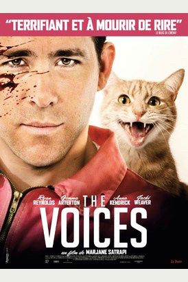 THE VOICES de Marjane Satrapi [critique]