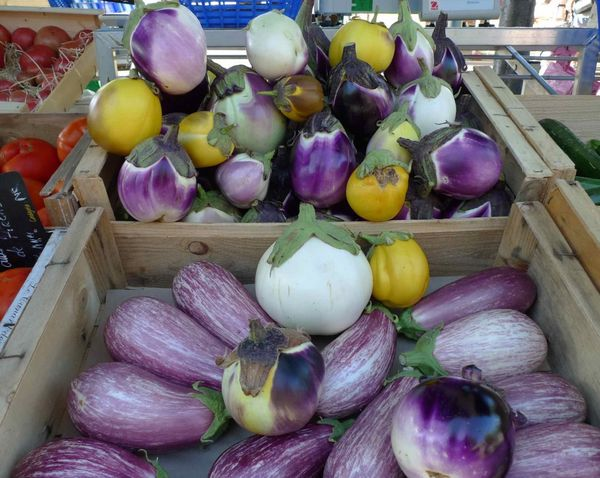 L 39 aubergine une savoureuse alli e minceur le blog de - Cuisiner l aubergine facile ...