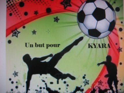 Un but pour Kyara...les news