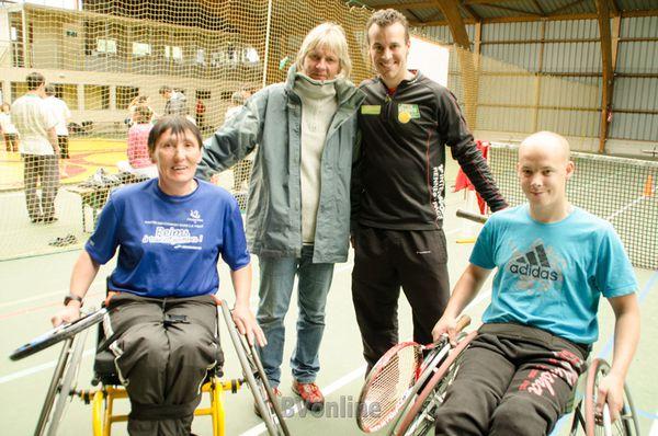 Sport et handicap : Bel engagement des associations sportives de Bégard (22)
