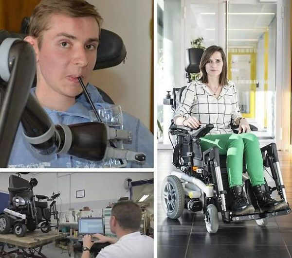 High-tech et innovation au service du handicap en Bretagne