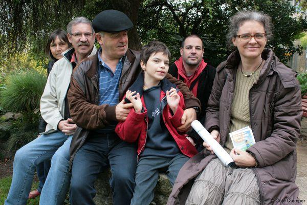 Ce soir: Fest Noz solidaire pour Loïg en Finistère
