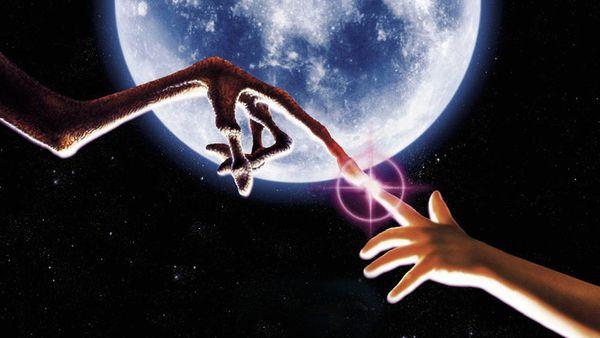 extraterrestre et l'homme