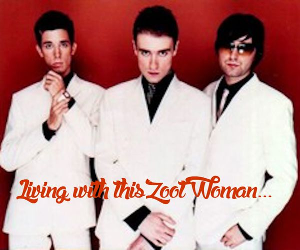 Zoot Woman's got a good feeling. It's Automatic...