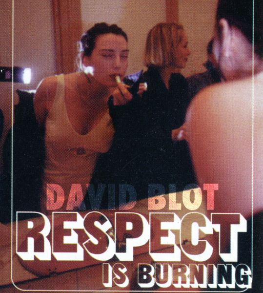 David Blot : marques de RESPECT