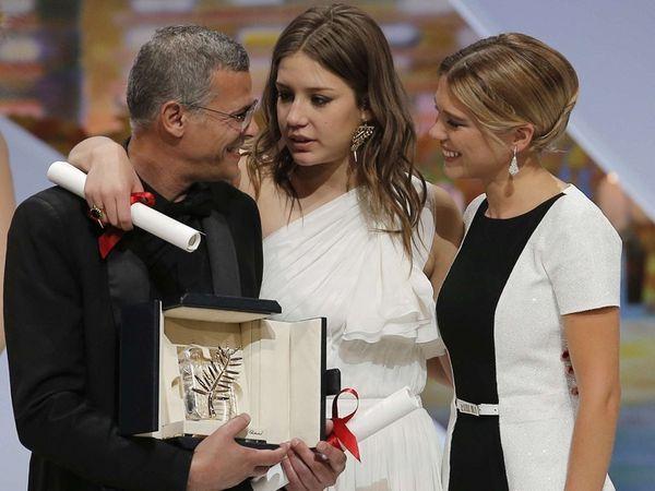 Le très polémique et Palme d'or &quot&#x3B;La vie d'Adèle&quot&#x3B; de Kechiche en salles