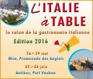 L'Italie à Table à Nice