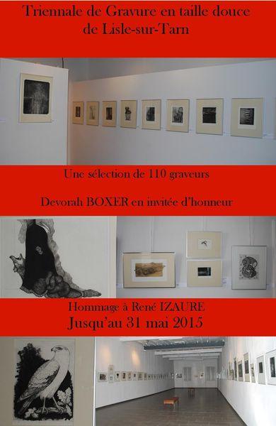 Jusqu'au 31 mai au musée Raymond Lafage