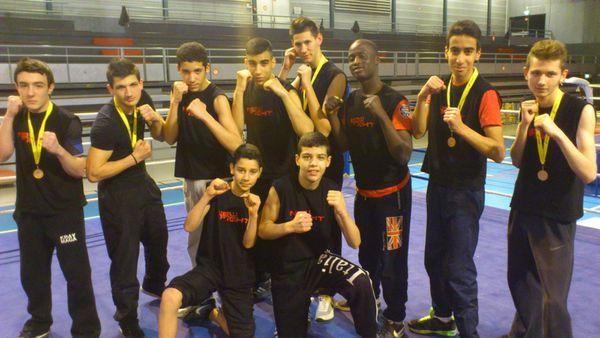 AS BOXE FRANCAISE / SAVATE