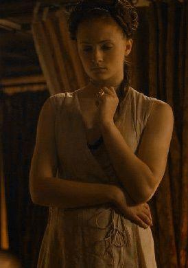 Projet Sansa: Un cache-corset??! / Sansa project: A camisole to hide the corset??!
