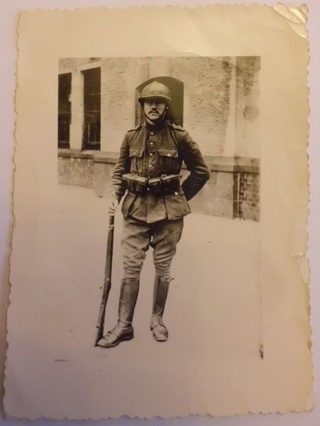 1914-1918 il y a 100 ans/ 1914-1918 hundred years ago