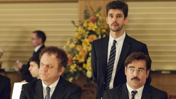 The Lobster - de Yorgos Lanthimos - 2015
