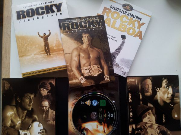 ROCKY - anthology Edition Prestige