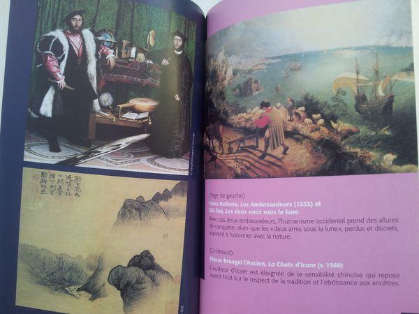 A quoi pensent les Chinois en regardant Mona Lisa? C. Cayol et Wu Hongmiao