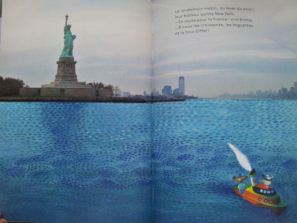 New-York, ville de tous les possibles ! (2 albums dès 5 ans)