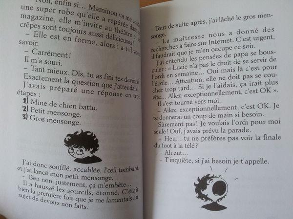 Rue des petits singes. Agnès LAROCHE (Dès 8 ans)