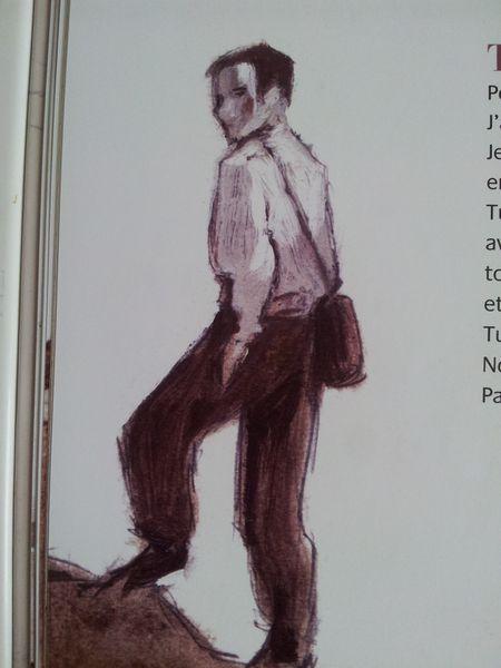 Tu me prends en photo. Texte de Marie-Francine HEBERT et illustrations de Jean-Luc TRUDEL. (Dès 8 ans)