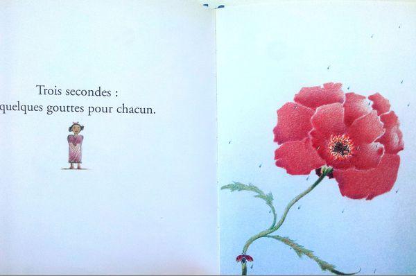 Trois secondes. Georges LEMOINE (Dès 5 ans)