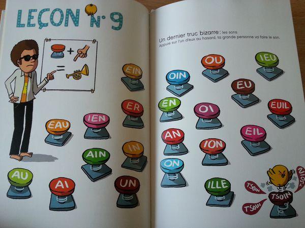 La fabuleuse méthode de lecture du professeur Tagada. (Dès 5 ans)