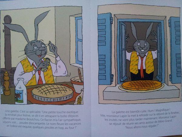 Histoires de galette des Rois (dès 2 ans)