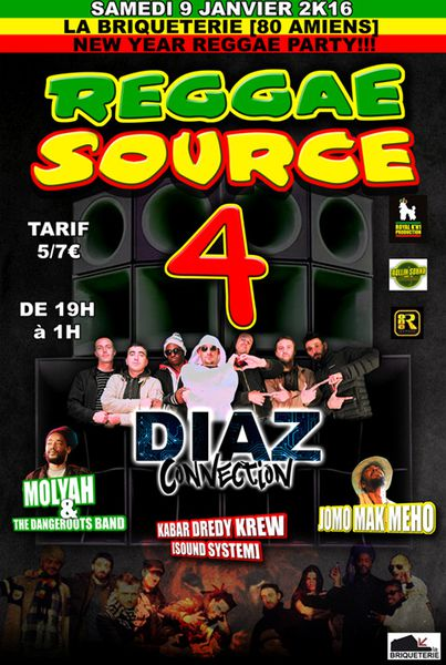 Reggae Source 4