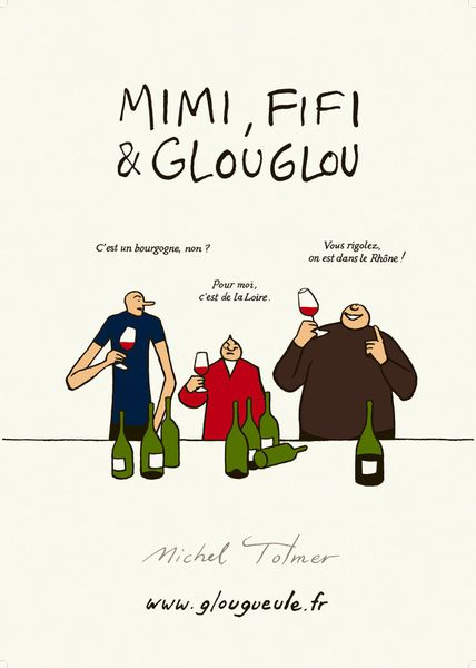 Mimi, Fifi &amp&#x3B; Glouglou