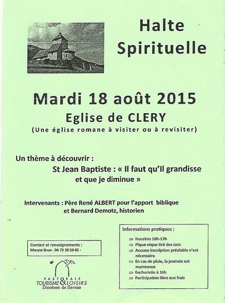 Eglise de Cléry