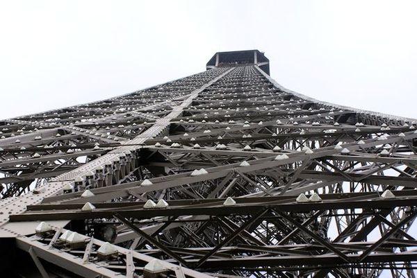 Paris- La Tour Eiffel