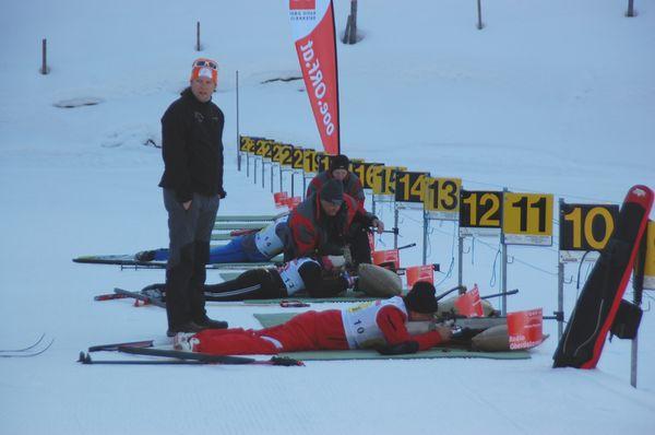 Tag 4:  Super G und Biathlon