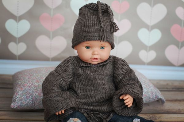 Whool sweater for a 18 months baby