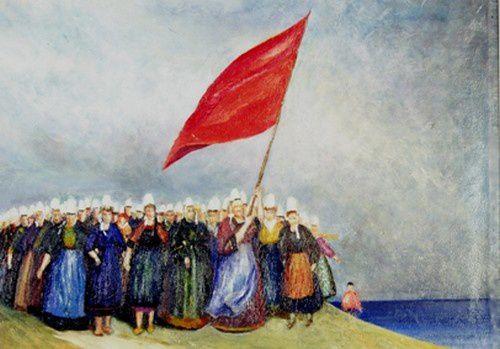 Rassemblement des Bonnets rouges. Création d'un « pôle ouvrier »