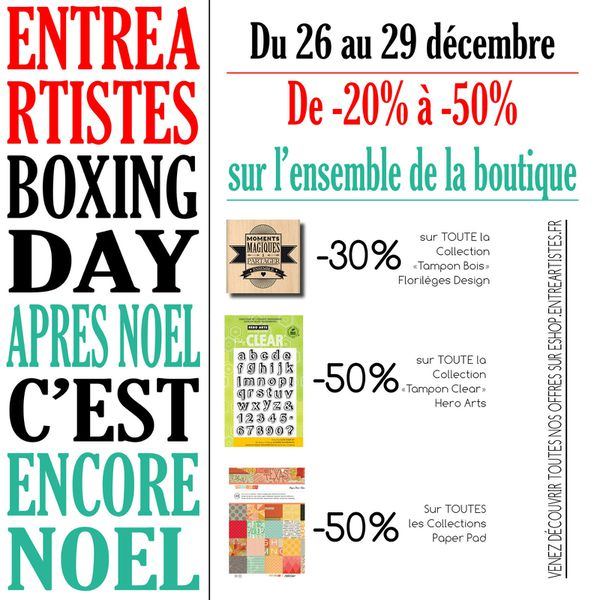 Boxing Day - soldes chez EA
