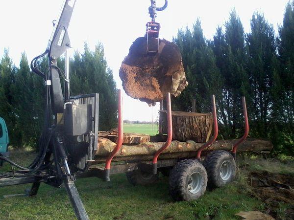 Un petit tour de tracteur