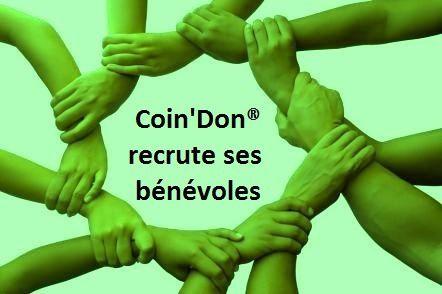 Lancement du Projet-Coin'Don: Appel à bénévoles