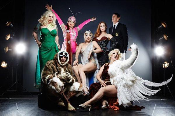 Cabaret new burlesque: fuyez sans vous retourner!