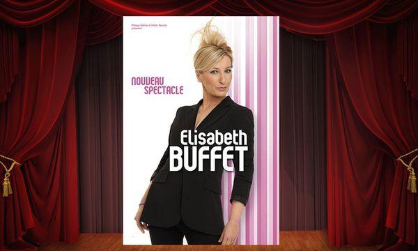 Elisabeth Buffet : Un bon show pour les quadras...et les autres !