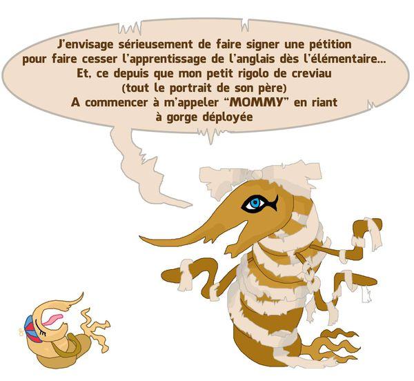 Le MOOOONNSTRE ! Sorry... The Monster &#x3B;)