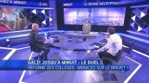 I.TELE/GALZI JUSQU'À MINUIT ET SON « DUEL » DU 19 MAI !