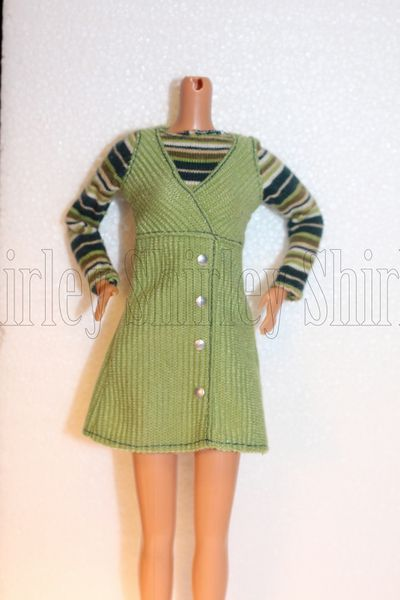 VÊTEMENTS BARBIE 1998