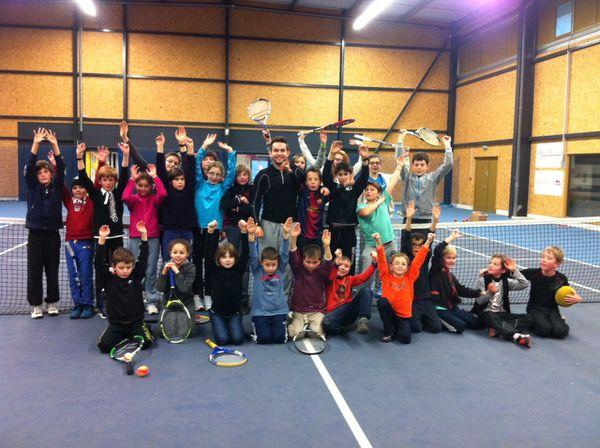 Fête de l'Ecole de Tennis